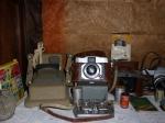 moviola e macchine fotografiche