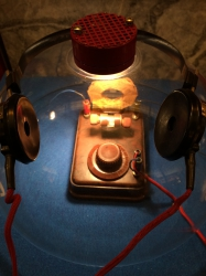 Radio a Galena