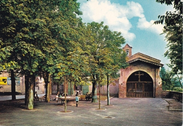 Piazza I Maggio San Sebastiano - Pianezza (TO)